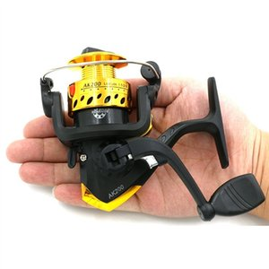 HiUmi New Fish Wheel Spinning Reel Pardew Lure Wheel Vessel Bait Casting Flying Pesca Trolling Fishing Reel Spinning With Line