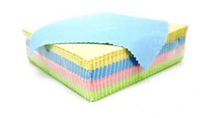 Горячий Продавать Тончайшее волокно Очки Ткань для чистки линз Ткань для солнцезащитных очков ткань для очков Ткань для объектива из микрофибры