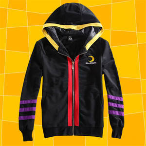 Kukucos Anime Assassination Classroom Cos Clothes Animation Cosplay Clothing Men's Thin Sweater Daily Cartoon Hoodie Swetershirt