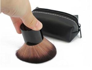 Professionale # 182 Rouge Kabuki Blusher Blush Brush Makeup Foundation Face Powder Make Up Brushes Set Kit di strumenti cosmetici con M Marchio