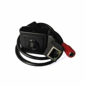 New 1080p HD Mini-IP-Kamera Megapixel 1280x1080 H.264 ONVIF, Mini-Netzwerk-Kamera für Mini-IP-Kamera Pinhole