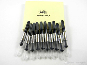 10 FOUNTAIN PEN INK CONVERTER PUMPENPATRONEN Schwarz A5
