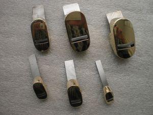 1 ADET Viyolonsel peg Tıraş + 1 ADET Viyolonsel Peg oyucu + 6 Adet Pirinç Mini Bakır Parmak düzlem luthier araçları