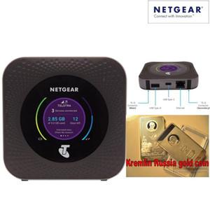 Roteador Móvel Netgear Nighthawk M1 4GX Gigabit LTE Novo Desbloqueado