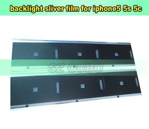 백라이트 블랙 스티커 필름 iphone 5에 대 한 5S 5 C LCD 화면 디스플레이 디지타이저 백 라이트 접착 테이프 iphone5 700pcs / lot DHL 무료 배송