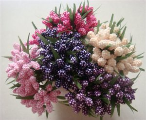 1440pcs lot Artificial Flowers Stamen Wedding Favor Box Decor Beads Flower Diy Handmade Flowers * Free Shipping*
