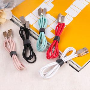 Alliage de zinc TYPE-C câble de données de téléphone mobile 2.4Ausb charge rapide tête unique multifonctions données de téléphone intelligent type C câble livraison gratuite