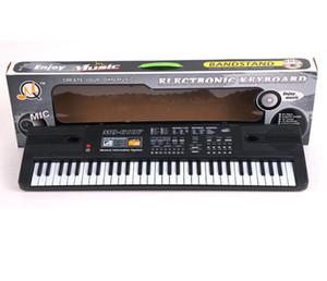 61 clés contrôleur midi d'orgue électronique synthétiseur analogique instrument de musique clavier piano électronique pour enfants comme un cadeau