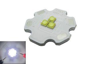 Cree XB-D XBD 9 Вт / 12 Вт 3 светодиода / 4 светодиода Белый 6000k / 4000k светодиодный свет 350-700mA 20 мм Бесплатная доставка 20 шт./лот