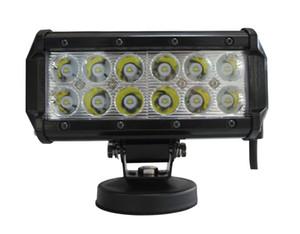 7 '' 36W LED Work Light Bar OffRoad LED barre de conduite de brouillard Tracteur Bateau 4WD 4x4 Camion
