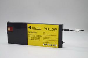 Solution d'impression pour imprimante Mimaki UJF-6042, UJF-6042 CISS Avec puce permanente (6 réservoirs d'encre externe + 6 cartouches d'encre + 6 puces permanentes)