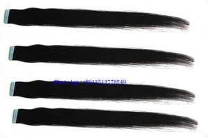 Grade8A البرازيلي الشعر ريمي الشريط الشعر بو الجلد لحمة الشعر التمديد ضعف الانتباه 100 غرام لكل مجموعة 40 قطع 2.5 جرام / قطعة