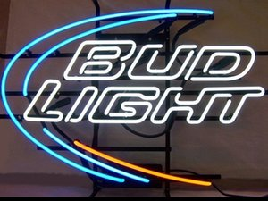Nouvelle marque BUD LIGHT Glass Neon Sign Beer light