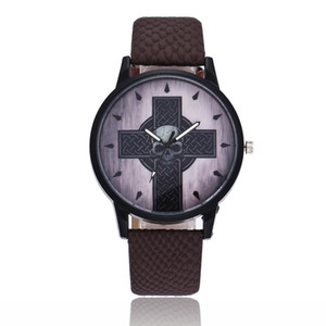 Shipping 2018 women quartz watch watch watch Ghost Skull Cross Selling cross-border leisure table and creative students