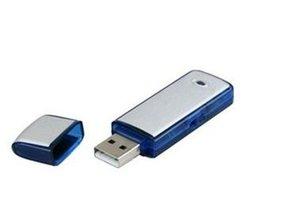 50pcs 8GB Voice Recorder USB Flash Drive Gadgets
