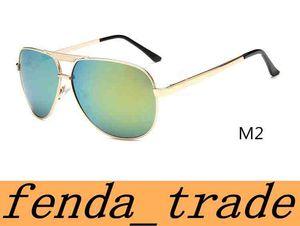 Новые моды женские солнцезащитные очки Продвижение металлические рамки открытый ослепляющий цвет розовый линз УФ дизайнерская вечеринка горячие дамы очки 5001 MOQ = 10 шт.
