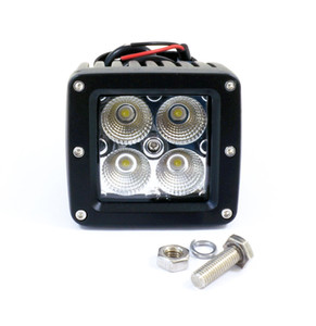"Pair 3"" 16W Flood Spot LED Work Light Square Led Cubes Led Offroad Lights ATV UTV Boat Truck 12V Tractor Light Driving Fog Light"