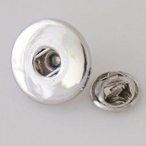 All'ingrosso-unico fai-da-te scatta in metallo spilla bottoni Ginger snaps per bottoni gioiello bottoni gioiello abbinabile KB3344
