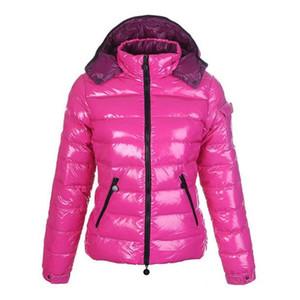 Hot ventes luxe français vers le bas Parkas anorak femmes hiver Vestes femme Veste de haute qualité de chaud Taille Plus parka anorak veste en duvet