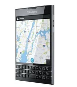BlackBerry Passport Q30 originale da 4,5 pollici BlackBerry OS 10.3 Telefono cellulare 13.0MP WCDMA GSM Bluetooth WIFI di rete