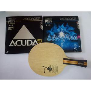 NITTAKU Acoustic Guitar Table tennis blade / pingpong bat Yasaka (MV، 30، HS) / Donic (F1، M1، S1) / DHS table tennis rubber for racket