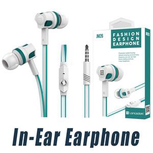 Orijinal Langsdom JM26 içinde Kulak Kulaklık nosie Stereo Müzik Eardud Kulaklık iptal