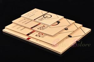paquete al por menor cubierta de la caja de 5-13,5 pulgadas vacío de lujo para la pantalla de vidrio templado Protector Flim ipad Pro Mini iPad, iPhone Aire