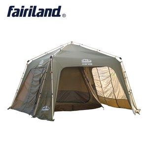 Çadır aksesuarları İç çadır, Çadır rüzgarlık, ultralarge çadır ordu yeşil için Sivrisinek net