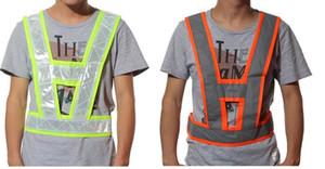 Nouvelle arrivée haute visibilité trafic gilets gilet sécurité bandes réfléchissantes veste