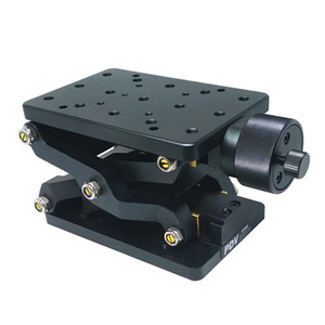 PT-SD408 정밀 수동 리프트, Z 축 수동 랩 잭, 엘리베이터, 광학 슬라이딩 리프트, 60mm 이동
