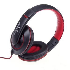OVLENG X13 Stereo Headset Kopfhörer Kopfhörer mit Mikrofon Kabel Controller für iPhone iPod Samsung MP3 PC Notebook Skype