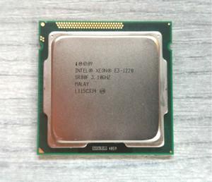 Intel Xeon E3 1220 3.1 GHz 5 GT / s Quad-Core-Prozessor SR00F LGA1155