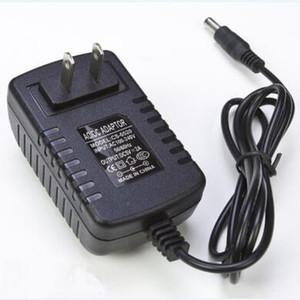 AC ao conversor do adaptador da fonte de alimentação do DC 12V 2A 24 W Carregador de parede para a caixa de televisão da câmara de IP do roteador da tira dos luzes do diodo emissor de luz
