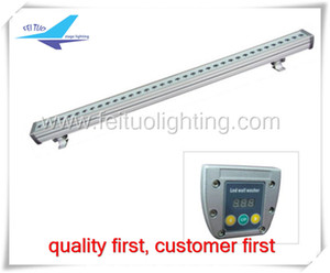 Outdoor LED Wall Washer RGB Farbmischung LED Wall Wash Licht DMX 36x3W LED Wall Washer Licht