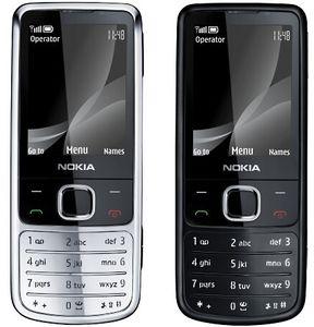 Original Nokia 6700C entsperrt Telefon Arabisch Russisch Englisch Tastatur 5MP Kamera 2.2inch 3G 2G Refurbished