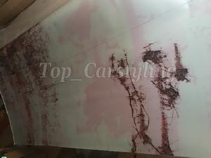 20107 Matte Acabamento União Rust Vinyl Envoltório Carro Filme Envoltório Com bolha de Ar Livre Caminhão Do Veículo de COBERTURA REVESTIMENTO SINAIS TAMANHO 1.52x30 m 5x98ft
