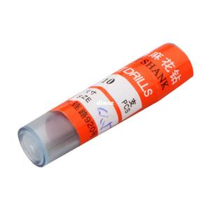 Mode Hot 10 pcs / lot Micro HSS 0,5 mm tige droite haute vitesse acier forets forets