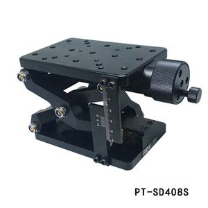 PT-SD408S Manual Lab Jack, Optical Lift, Manual Optical Sliding Table