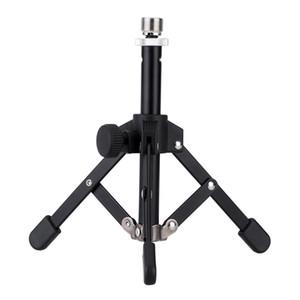 Высокое качество MS-12 мини складной настольный штатив микрофон микрофон стенд держатель