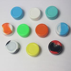 Öl Wachs Antihaft BHO Konzentrat Silikon Glas Nonstick, Wachs Tupfen Silikon Versteck, Geldbörse, Container Glas 10 Farben Öl Box