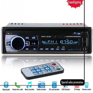 2019 CALDO 12V Bluetooth Car Stereo Radio FM MP3 Audio Player 5V USB Charger SD AUX Elettronica Subwoofer In-Dash 1 DIN Autoradio