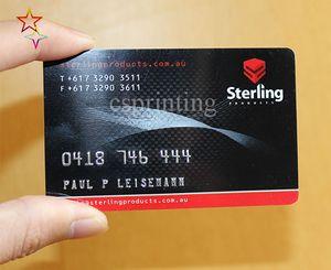 ucuz plastik pvc üyelik kartı sadakat kartları baskı