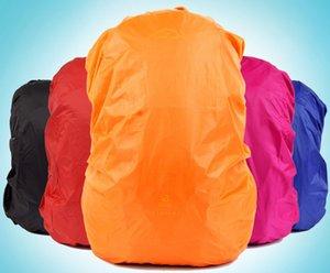 Sac à dos housse de pluie unisexe couvre extérieur imperméable escalade randonnée Voyage sac à bandoulière professionnel de haute qualité Slim Raincover Nylon poussière