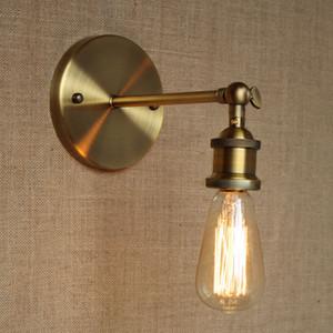 Applique Murale en Laiton Edison Vintage Lampe Industrielle Rétro NOUVEAU