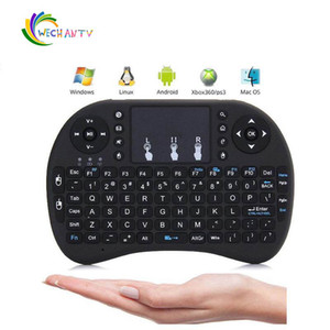 Rii I8 Fly Mouse Wireless Mini Keyboard 2.4GHz Game Handheld Touchpad Remote Control For MX CS918 MXIII M8 TV BOX Game Play Tablet Mini PC