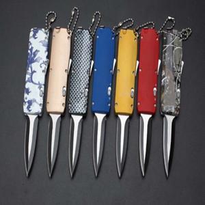 Yeni Tavsiye mi mini katlanır bıçak 7 modles Avcılık Katlanır Pocket Knife Xmas hediye erkekler için kopyaları 1 adet freeshipping