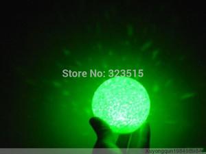 FG1511 hOT VENDA 1 X Magia Auto Colorido Flutuante LED Dance party bola candeeiro de mesa de iluminação 8 CM