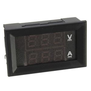 Neue Ankunft 100 V 50A Dual LED Digital Voltmeter Amperemeter Amp Volt Meter + Strom Shunt Auftrag $ 18no Spur