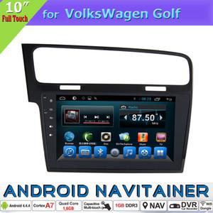 Em Car Central Sistema de Rádio de Entretenimento para VW Golf com Stereo RDS GPS Bluetooth Glonass Android Quad Core Carro Dvd