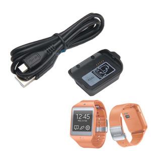 Cable de carga USB para base de carga para reloj inteligente Samsung Galaxy Gear 2 SM-R380
